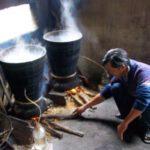 """""""Lao"""" nấu rượu Kim long"""